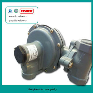 China Fisher Hsr Pressure Regulators for Residential