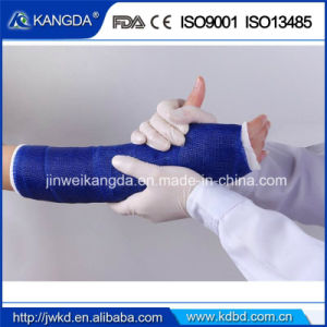 ISO FDA Ce Certificated Medical Fiberglass Bandage pictures & photos