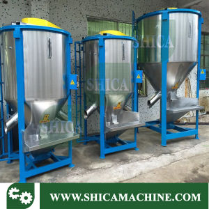 Popular New Vertical Plastic Color Mixing Machine Mixer pictures & photos