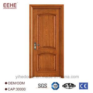 China Latest Design Wooden Doors Simple Teak Wood Door Designs