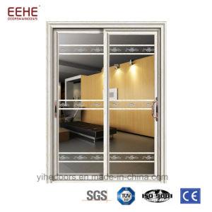 Low E Gl Aluminium Sliding Doors Residential Heavy Duty Door