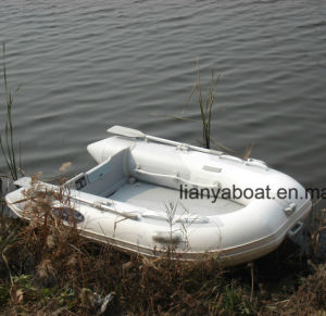 Liya Foldable Inflatable Boat PVC Rubber Boat for Sale pictures & photos