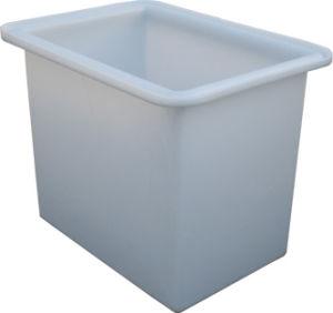China 200 liter 500liter 1000 liter blue plastic drums for Plastic hot water tank