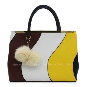 a980063a8c7f China Three Color Pompon Handbag - China Pompon Handbag