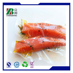 Food Grade Flexible Frozen Food Packaging Bag pictures & photos