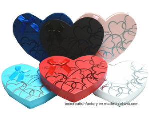 China Heart Shape Cheap Fancy Candy Boxes For Gift Valentine S Day