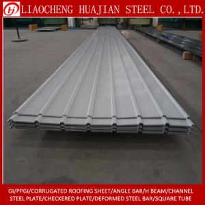 Prepainted Galvanized Color Coated Roofing Sheet Ral