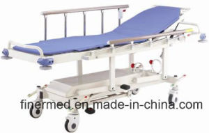 Hospital Hydraulic Patient Transfer Trolley pictures & photos