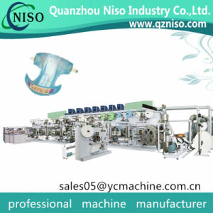 Economic New Design Chiaus Anerie Baby Diaper Machine pictures & photos