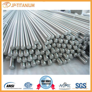 Grade 5 Titanium Round Bars for Mold ASTM B348 4 0mm 6 0mm 8 0mm