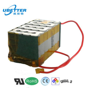 Wholesale Rechargeable Lithium Ion Battery 18650 24V 2200mAh-7s4p pictures & photos