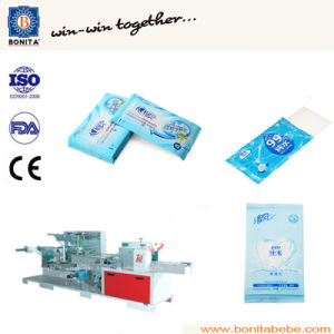 Hot Sale Baby Wet Wipe Packing/Wrapping Machine