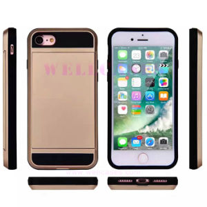 fashion Mobile Phone Case with Card Holder for iPhone 7/7plus