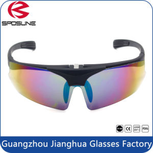 Guangzhou Jianghua Sunglasses OEM Service Sports Glasses Strap with Lens pictures & photos