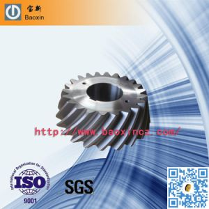 Zerol Crown Wheel Gear for Gearbox pictures & photos