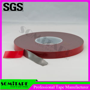 Somi Tape Sh368-15 High Density Transparent Acrylic Foam Adhesive Tape pictures & photos