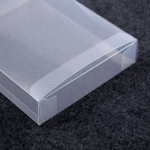 OEM disposable jewellry/gift clear plastic packaging gift container(PVC container) pictures & photos