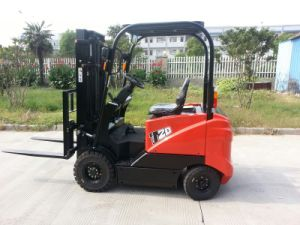 1.5ton-2ton Electric Forklift pictures & photos