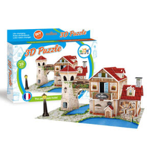 Kids Intellectual Toy Wholesales 3D Streetscape Puzzle (H7690065) pictures & photos