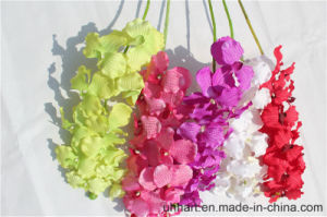 Factory Direct Natural Looking Artificial Orchid Flowers for Decoration pictures & photos