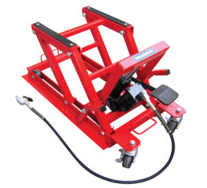1500lbs Air/Hydraulic Motorcycle/ATV Lift Table Hoist pictures & photos