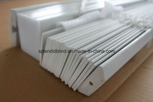 25mm Metal Headrail Wooden Blinds (SGD-W-513) pictures & photos