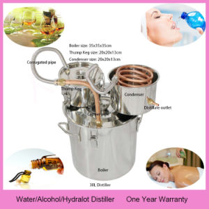 Vodka Distillation Equipment American Popular Style Distiller DIY Pot Still