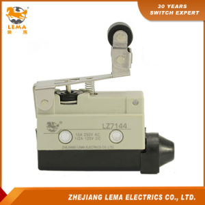 Lema Lz7144 10A 250VAC Short One-Way Roller Lever Limit Switch pictures & photos