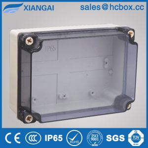 Waterproof Junction Box Plastic Screws Box 175*125*75mm pictures & photos