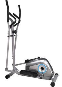 Cardio Fitness Gym Elliptical Trainer Exercise Bike