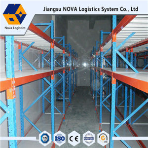 Medium Duty Steel Long Span Racking with Shelving pictures & photos