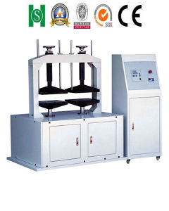 Rubber Reciprocating Compression Deformation Testing Machine pictures & photos