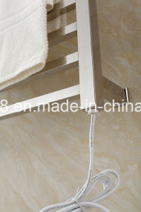 Wholesale Factory Price Stainless Steel Bathroom Heated Towel Rail (9024) pictures & photos