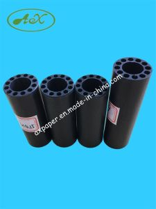 PVC Plastic Tube Use in POS Paper Roll pictures & photos