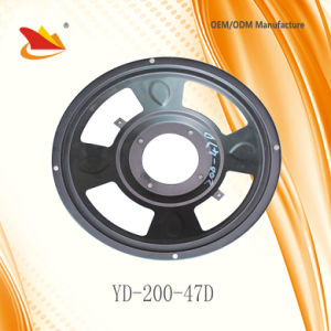 High Quality 8 Inch Iron Speaker Parts -Speaker Frame pictures & photos