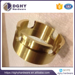 Dongguan Lathe Manufacture Customized Lathe Machine Part & Brass Parts