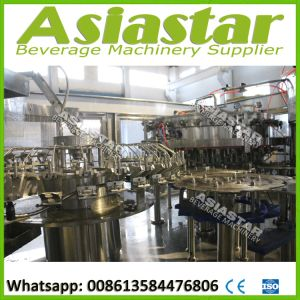 3 in 1 Rotary Automatic Carbonated Soft Drink Filling Machine pictures & photos