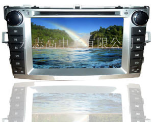 "HD 7"" Car DVD Player Head Unit GPS for Toyota Verso Nav Radio System"