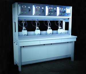 LS2311 Gas Meter Pressure Loss Testing Bench