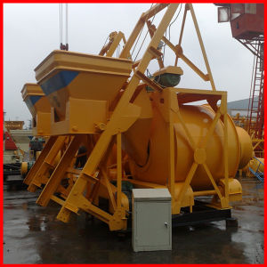 Good Quality CE Certificate Jzm750 Mixer Concrete Machine 0.75m3 pictures & photos