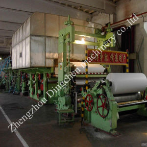 A4 Paper Making Machine From China Dingchen Machinery pictures & photos