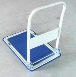 Platform Hand Truck / Storage Trolley ---150kg pictures & photos