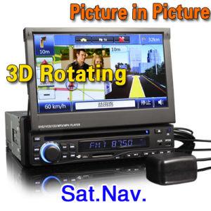 China 7 Inch 1 Din Car Audio Player Hd In Dash Usb Mp3 Dvd Bt Tv