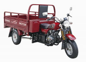 150CC Tricycle /Three Wheel Interchange/Three Wheel Motorcycle (XF-150ZH-3)