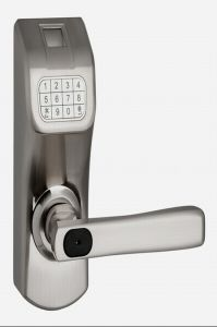 Multi-Functional Fingerprint & Password & Key Lock