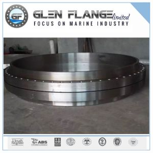 Large Diameter Carbon Steel Flange with Lr Certification