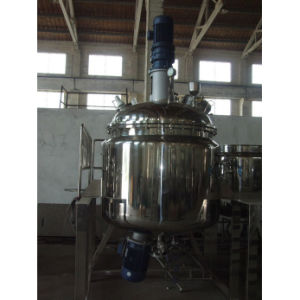 Vacuum-Type Machines Homogeneous Emulsifier (RH)