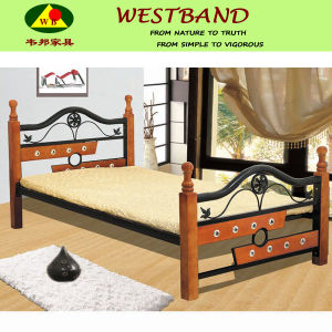 King Size Wood And Metal Bed Frames