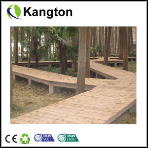 WPC Flooring for Park Decoration (WPC flooring) pictures & photos