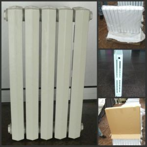 Iron Radiator for Russian Market (IM3-565)